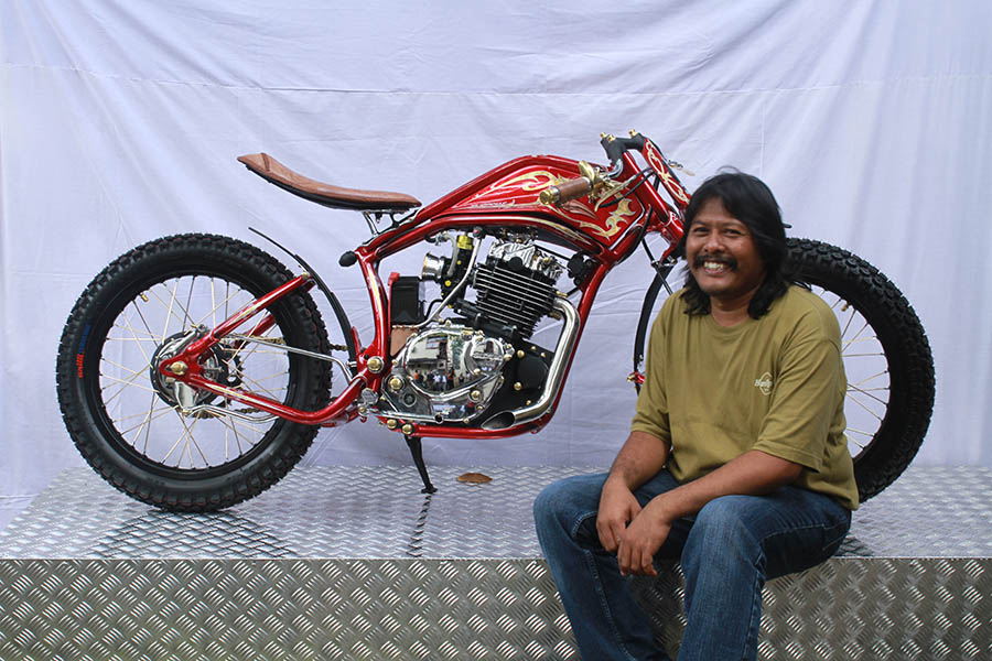 Image Modifikasi Motor Thunder