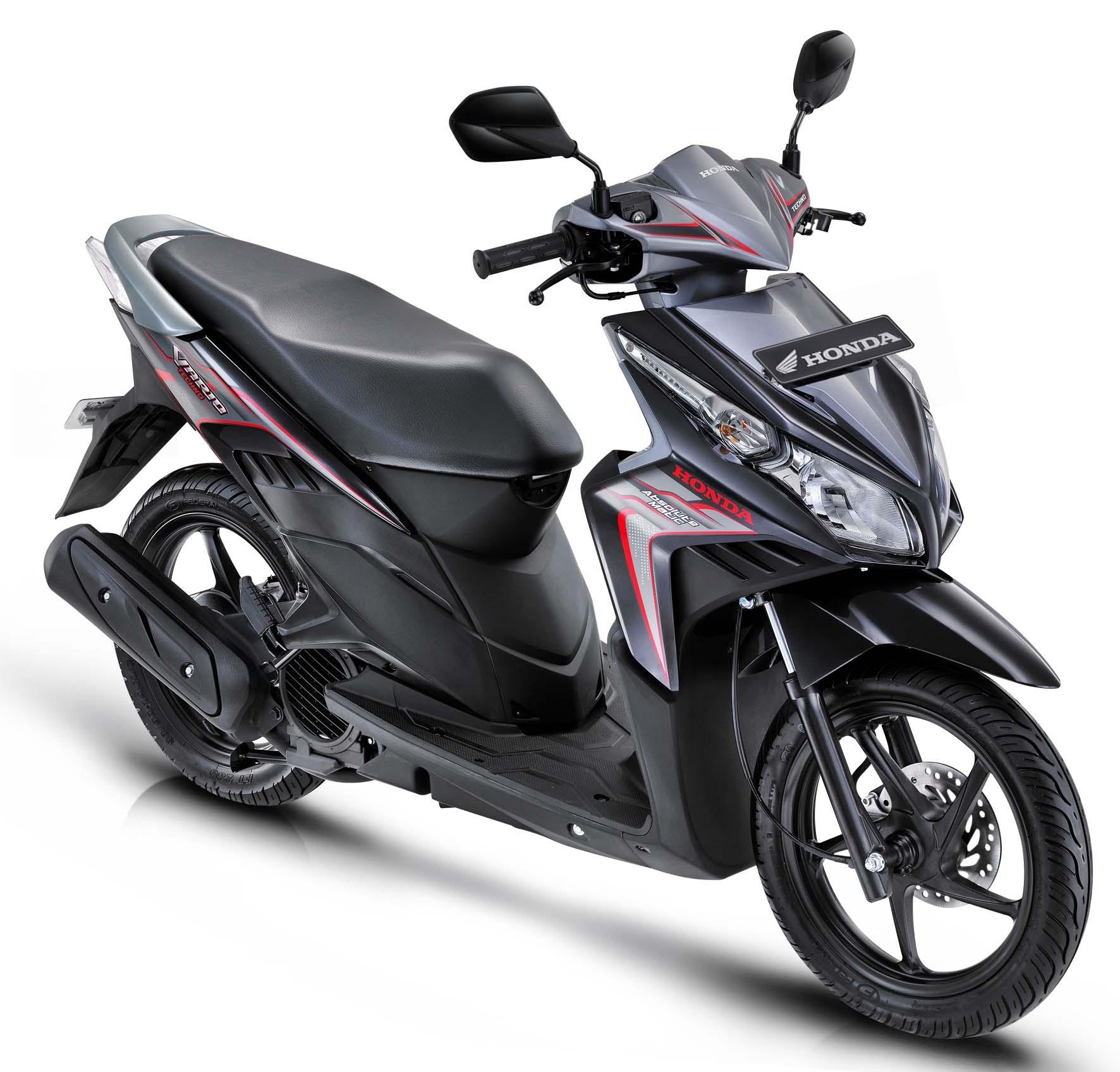 Inilah Varian Baru Honda Vario