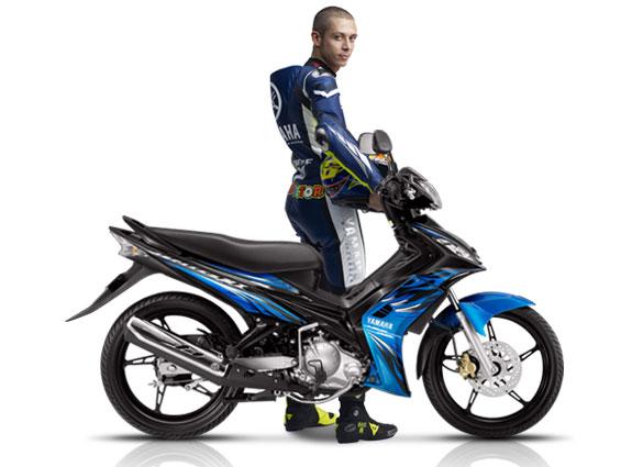 Yamaha Vixion Makin Tangguh beserta Pertalite