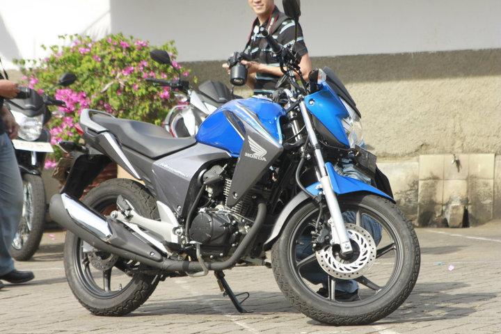 honda megapro. Honda Mega Pro: Honda New Mega