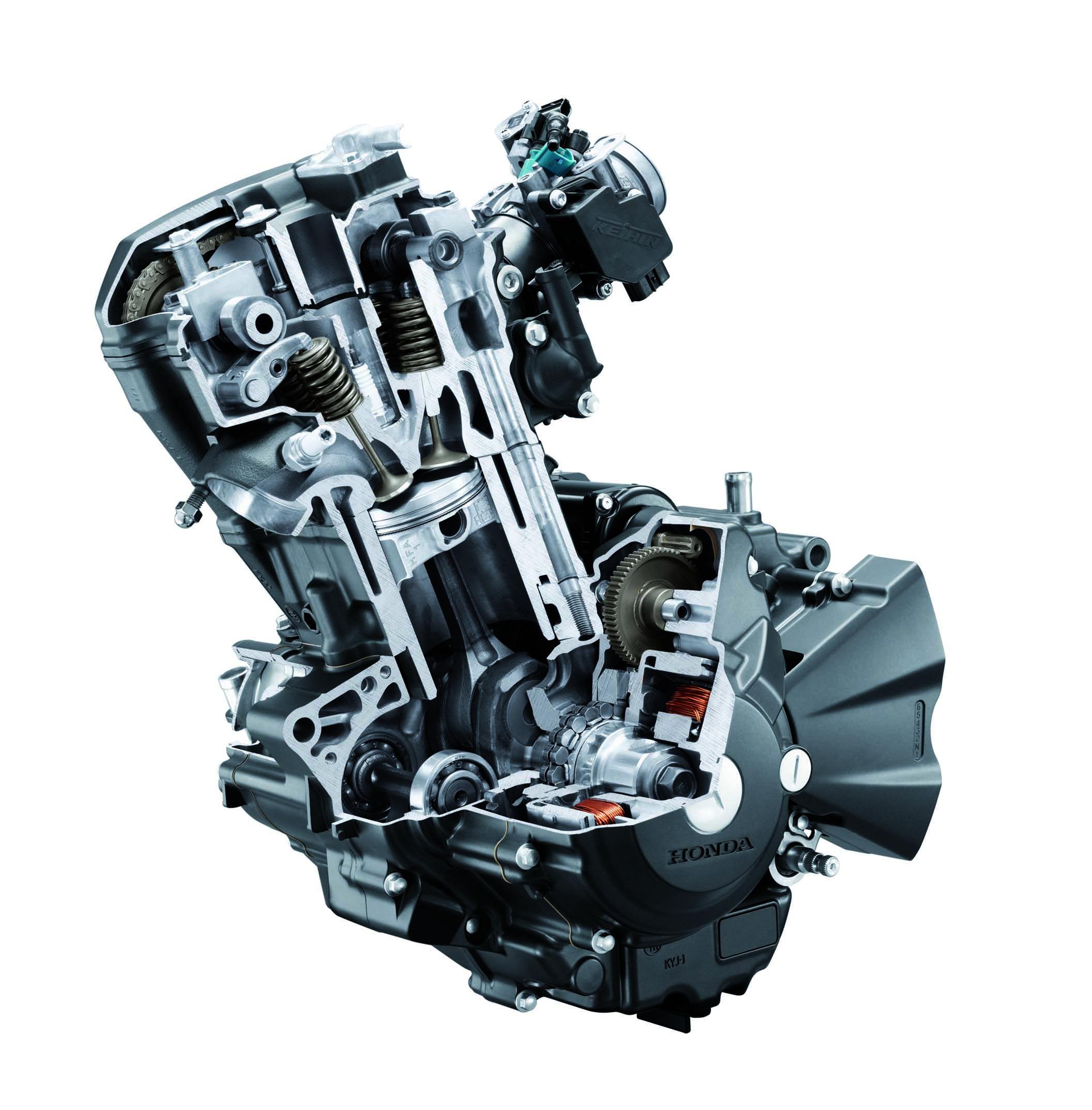 Cara Kerja Mesin Empat Langkah Pada Sepeda Motor Totalotomotif Com