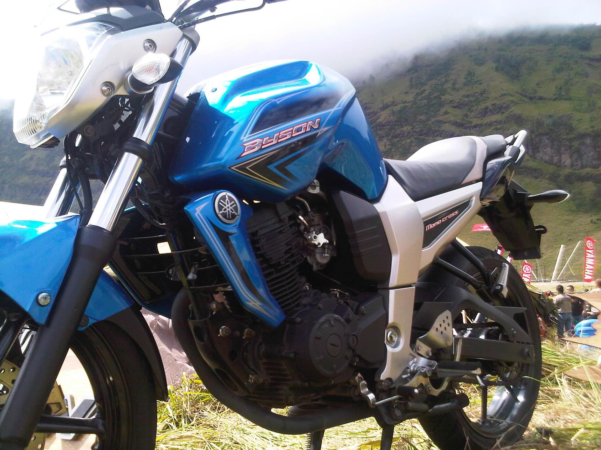 Koleksi Gambar Sepeda Motor Yamaha Byson Terbaru Dinding Motor
