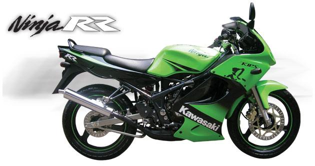 Kawasaki Ninja Rr 150. Ninja 150 dan Ninja 150 RR