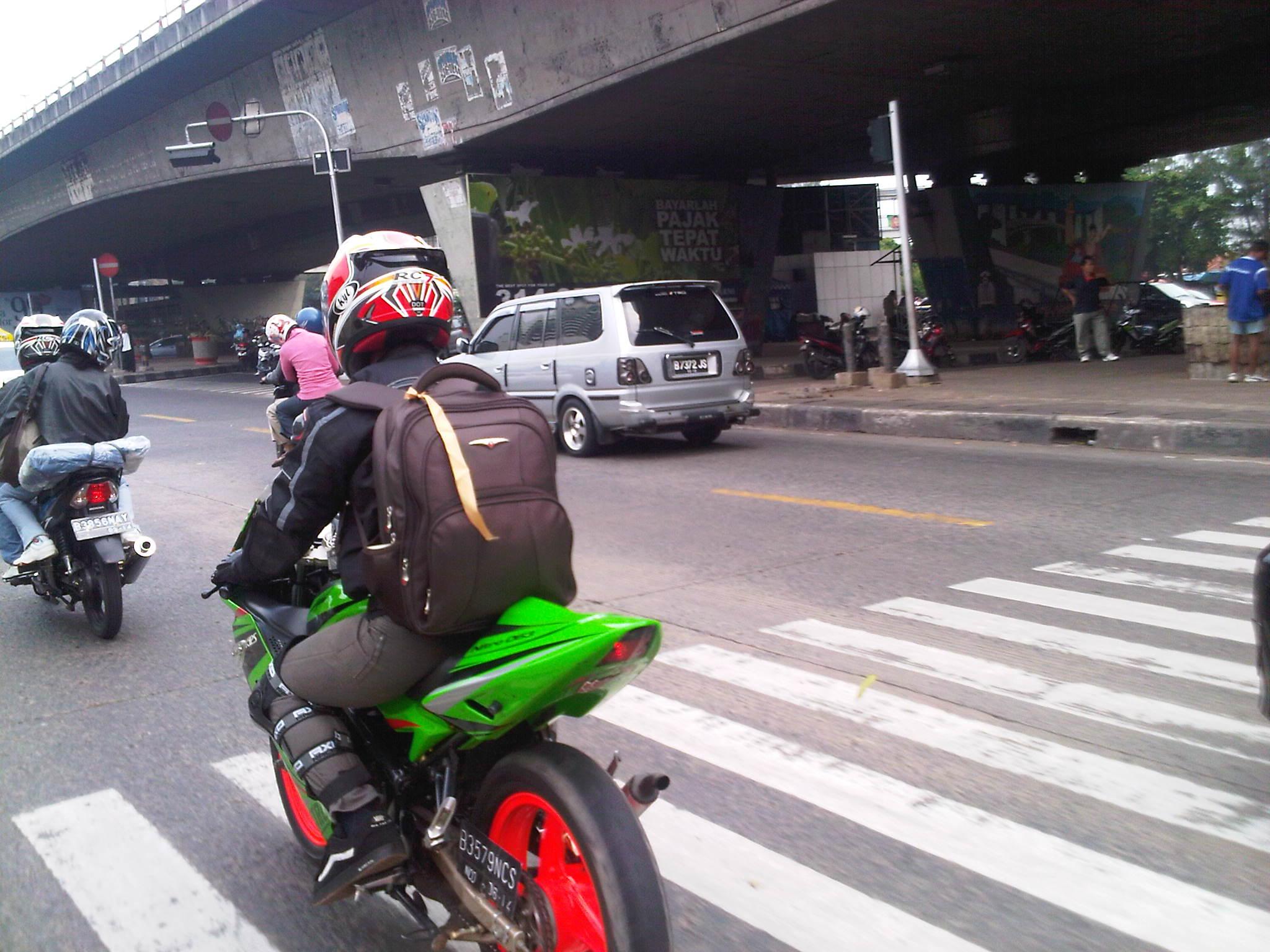 100 Gambar Motor Ninja 150 Cc Terlengkap
