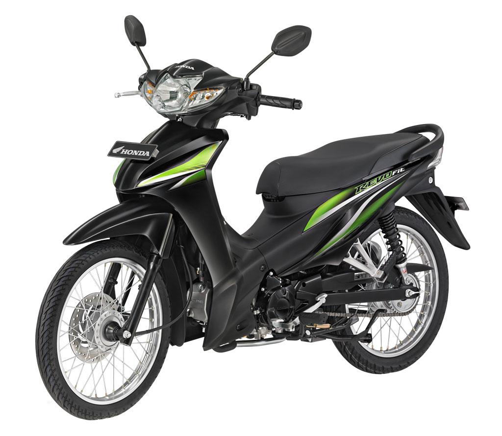 Gambar Sepeda Motor Revo Terlengkap Gentong Modifikasi