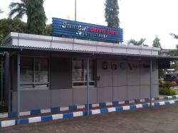 Samsat Drive Thru Jakarta Timur