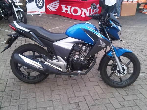 Foto New Yamaha Byson