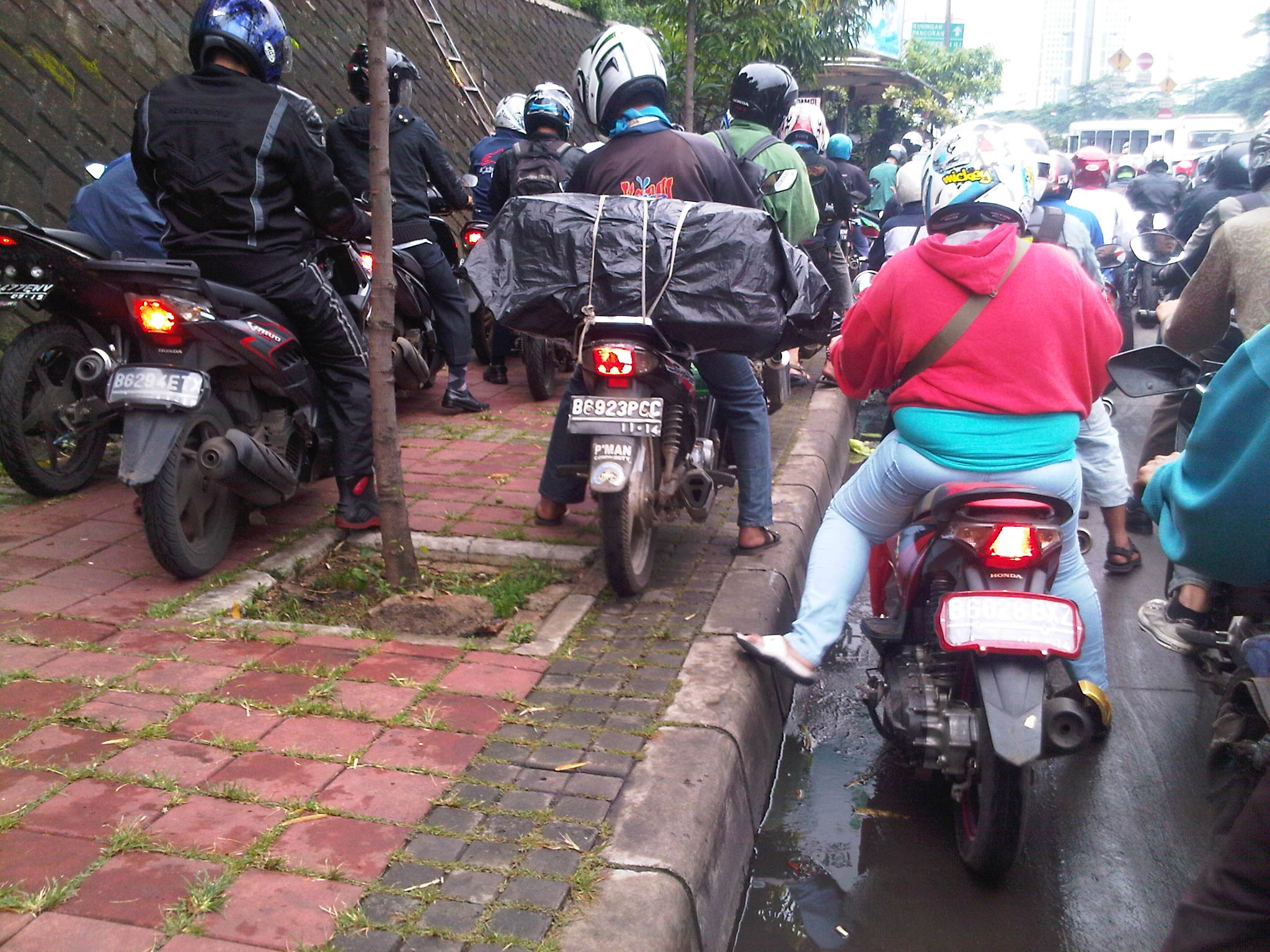Drama Satu Babak Jalan Gatot Subroto