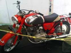 honda dream 1968
