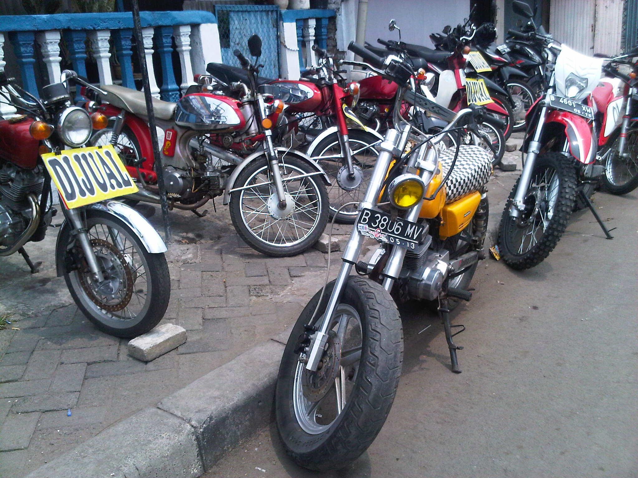 L2s Yamaha Dibanderol Rp 2 5 Juta Edo Rusyanto S Traffic