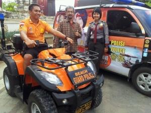 patroli polisi bali_bareng