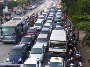 mampang busway motor