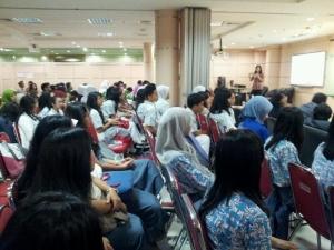 rsa siswa di univ bakrie