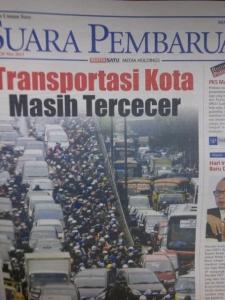 suara pembaruan transportasi mei 2013