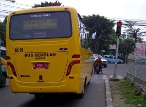 bus sekolah jakarta 2014