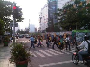 pedestrian di ambassador