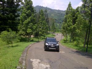 bukit pelangi jalan