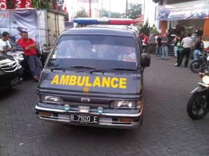 ambulan sirbo