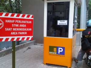 parkir lihat stnk