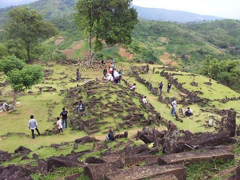 touring gunung padang cianjur