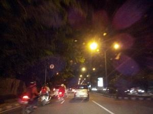 lampu belakang
