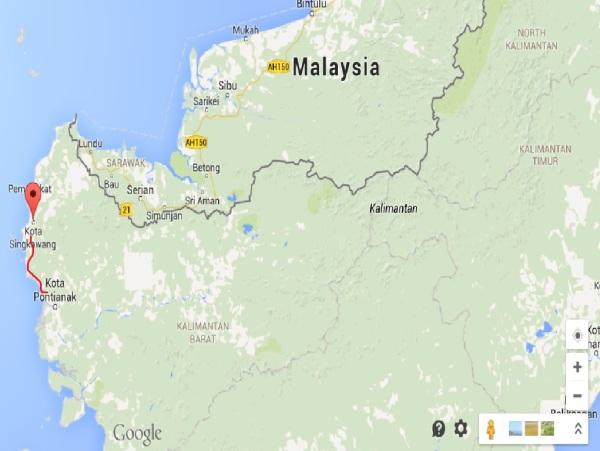 singkawang_peta