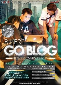 bikers go blog