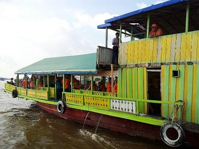 perahu pontianak