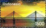 suramadu perangko peresmian 2009