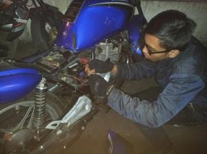alex bantu motor