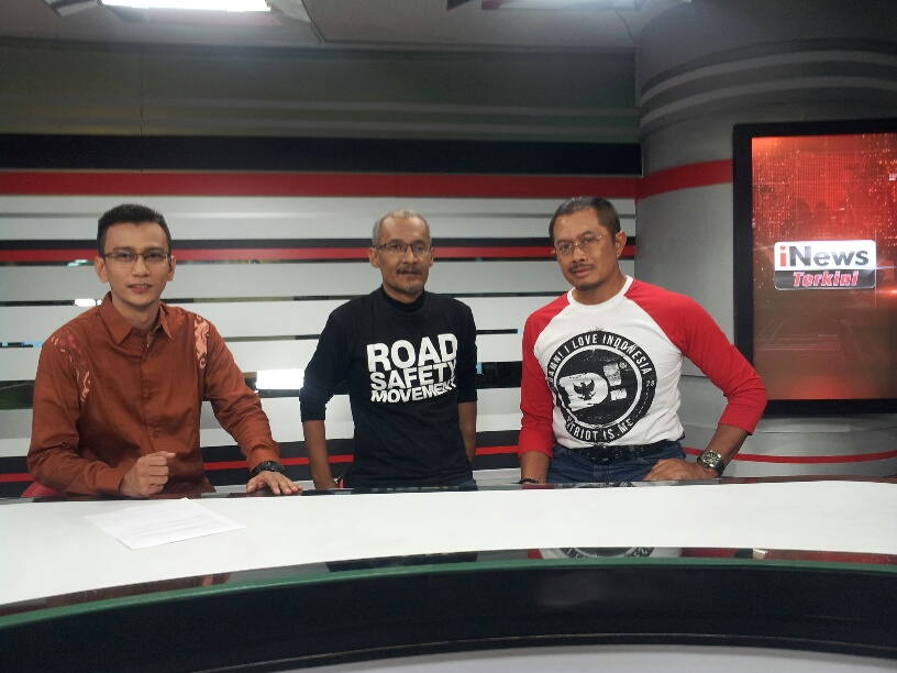 INews TV: Ketua Klub Moge Gunting Sirbo