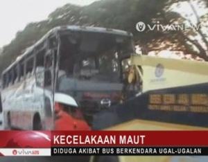 bus harapan jaya vivanews