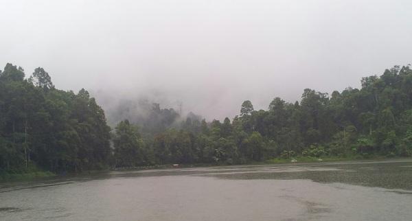 danau situ gunung 2015