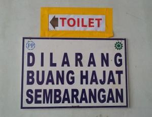kebersihan unik