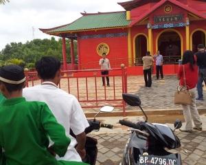 masjid batam pengunjung