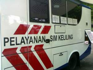 sim-keliling