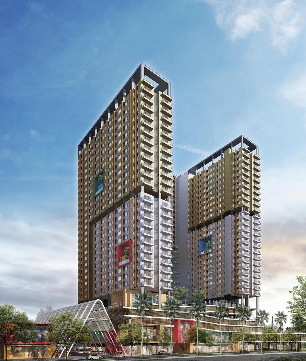 Park Royal Apartments: Kelak, Di Stasiun LRT Jabodebek Ada Apartemen Dan Mal